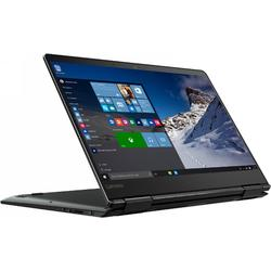 "Laptop 2 in 1 Lenovo Yoga 710-11IKB 11.6"", Full HD, Touch , Intel Core i5-7Y54 1.20 GHz,  8GB, 256GB SSD, Intel HD Graphics 615,  Win 10 Home, Black"