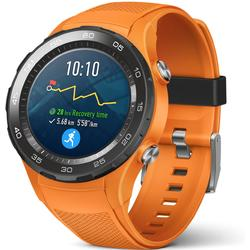 Smartwatch Huawei Watch 2, LTE, Dynamic Orange Sport Strap