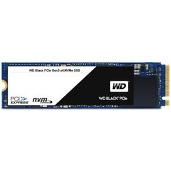 SSD Western Digital Black 256GB PCI Express 3.0 x4 M.2 2280