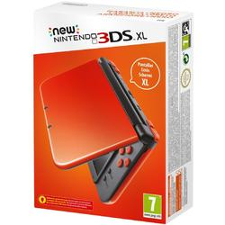 Nintendo NEW 3DS XL CONSOLE ORANGE BLACK - GDG