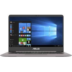 Ultrabook ASUS 14'' ZenBook UX410UA, FHD, Intel Core i3-7100U , 4GB DDR4, 500GB + 128GB SSD, GMA HD 620, Win 10 Home, Grey