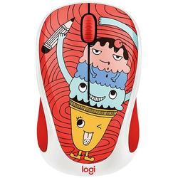 Logitech Mouse Wireless M238 (Triple scoop)