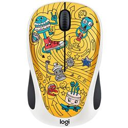 Logitech Mouse Wireless M238 (Go go gold)