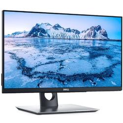 Monitor Touchscreen DELL P2418HT 23.8 inch 6 ms Black