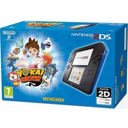 Consola NINTENDO 2DS BLUE YO-KAI WATCH - GDG