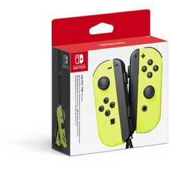 NINTENDO SWITCH JOY-CON PAIR NEON YELLOW - GDG