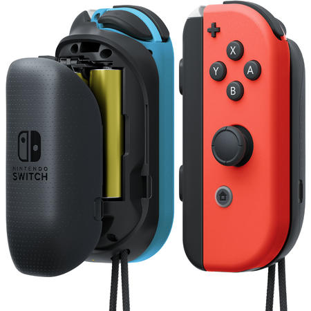 NINTENDO SWITCH JOY-CON AA BATTERY PACK PAIR - GDG