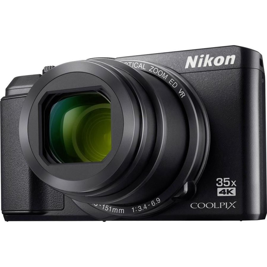 Aparat Foto Digital Coolpix A900, 20 Mp, Negru
