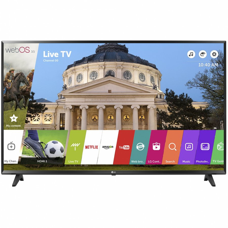 Televizor LED 43LJ594V, Smart TV, 108 cm, Full HD