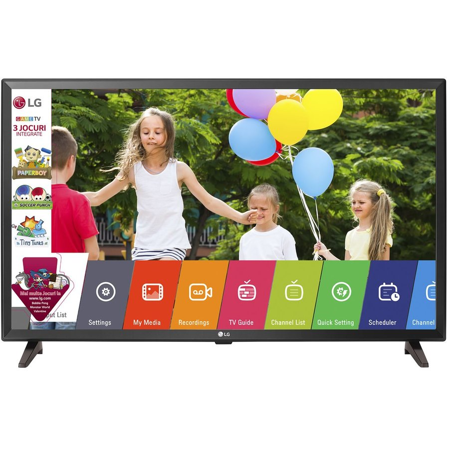 Televizor LED 32LJ510U, 80 cm, HD Ready