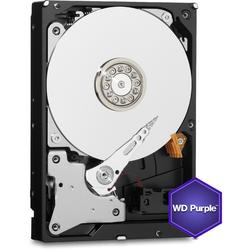 Hard disk Western Digital New Purple 4TB SATA-III IntelliPower 64MB
