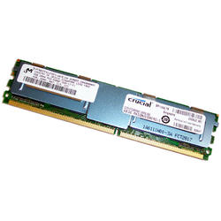 Crucial Memorie server 4GB PC5300 DDR2/ECC