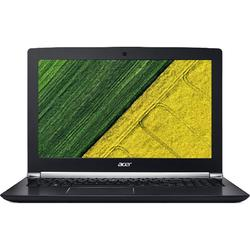 Laptop Acer Gaming 15.6'' Aspire Nitro VN7-593G, FHD IPS, Intel Core i7-7700HQ , 16GB DDR4, 1TB + 256GB SSD, GeForce GTX 1060 6GB, Linux, Obsidian Black
