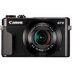 Canon Aparat foto digital PowerShot G7 X Mark II, 20.1MP, Black