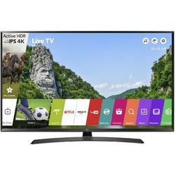 LG Televizor LED 49UJ635V, Smart TV, 123 cm, 4K Ultra HD, WebOS 3.5