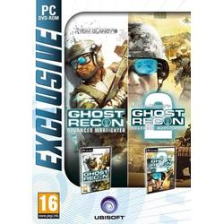 COMPILATION GHOST RECON ADVANCED WARFIGHTER 1 & 2 - PC