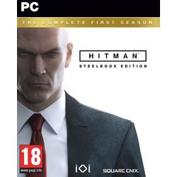 Square Enix Ltd HITMAN THE COMPLETE FIRST SEASON STEELBOOK EDITION - PC