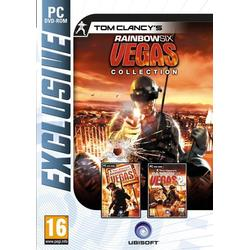 Ubisoft Ltd COMPILATION RAINBOW SIX VEGAS 1 & 2 - PC