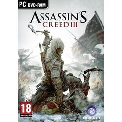 Ubisoft Ltd ASSASSINS CREED 3 - PC