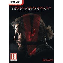 Konami METAL GEAR SOLID 5 THE PHANTOM PAIN D1 EDITION - PC