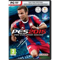 Konami PRO EVOLUTION SOCCER 2015 D1 EDITION - PC