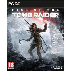 Square Enix Ltd RISE OF THE TOMB RAIDER - PC