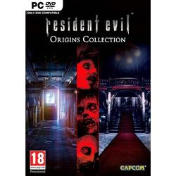 CAPCOM RESIDENT EVIL ORIGINS COLLECTION - PC