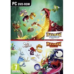Ubisoft Ltd RAYMAN DOUBLE PACK - PC