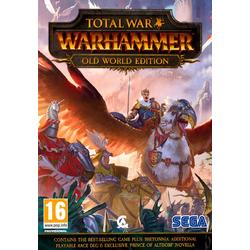 SEGA TOTAL WAR WARHAMMER OLD WORLD EDITION - PC