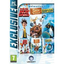 Ubisoft Ltd CLOUDY & OPEN SEASON & SURFS UP EXCLUSIVE - PC