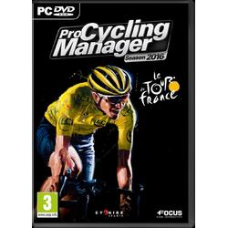Focus Home Interactive PRO CYCLING MANAGER 2016 - PC