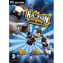 RAYMAN RAVING RABBIDS EXCLUSIVE - PC