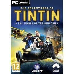 THE ADVENTURES OF TINTIN EXCLUSIVE - PC