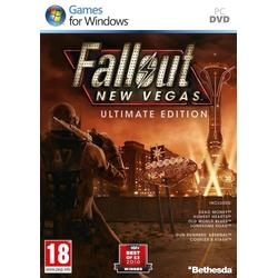Bethesda FALLOUT NEW VEGAS ULTIMATE EDITION - PC