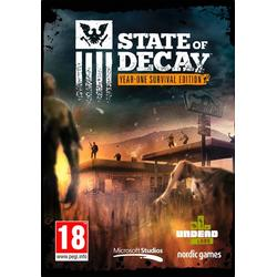 Nordic Games Publishing AB STATE OF DECAY YEAR ONE SURVIVAL EDITION - PC