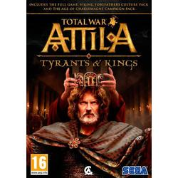TOTAL WAR ATTILA TYRANTS AND KINGS EDITION - PC