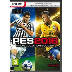 Konami PRO EVOLUTION SOCCER 2016 D1 EDITION - PC