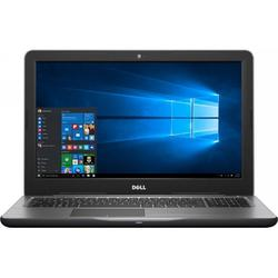 Laptop DELL 15.6'' Inspiron 5567 (seria 5000), FHD, Intel Core i5-7200U , 8GB DDR4, 1TB, Radeon R7 M445 4GB, Win 10 Home, Black, 2Yr CIS