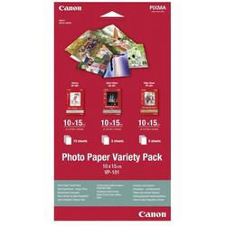 Canon Hartie foto VP-101S Variety Pack, 10 x 15 cm