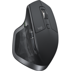 Logitech Mouse Bluetooth MX Master 2S, graphite