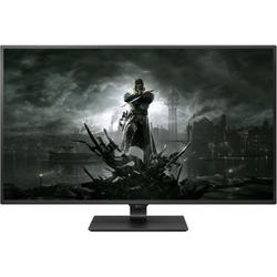 Monitor LED LG Gaming 43UD79 42.5 inch 4K 5 ms Black FreeSync