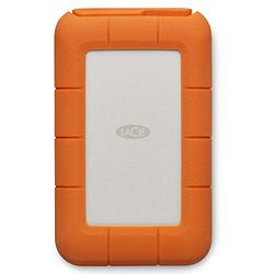 LaCie HDD Extern Rugged Thunderbolt 5TB, 2,5'', USB 3.1 TYPE C