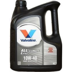 Ulei motor VALVOLINE ALL CLIMATE EXTRA 10W40 4L