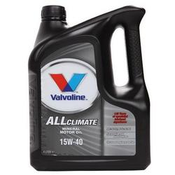 Ulei motor VALVOLINE ALL CLIMATE 15W40 4L