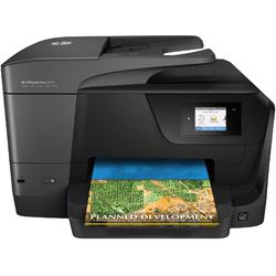 Multifunctionala HP Officejet Pro 8710 e-All-in-One, Inkjet, Color, Format A4, Fax, Retea, Wi-Fi, Duplex