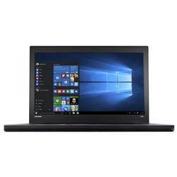 Laptop Lenovo 15.6'' ThinkPad P50s, FHD IPS, Intel Core i7-6500U , 8GB, 256GB SSD, Quadro M500M 2GB, Win 10 Pro, Black