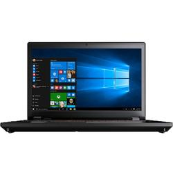 Laptop Lenovo 17.3'' ThinkPad P71, FHD IPS,  Intel Core i7-7820HQ , 16GB DDR4, 512GB SSD, Quadro P3000M 6GB, FingerPrint Reader, Win 10 Pro, Black