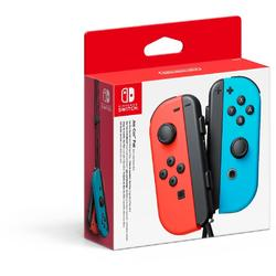 NINTENDO SWITCH JOY-CON PAIR NEON RED & NEON BLUE - GDG