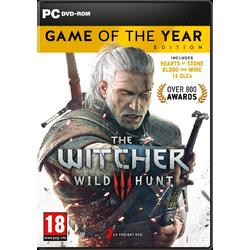 CD Projekt S.A THE WITCHER 3 WILD HUNT GOTY EDITION - PC