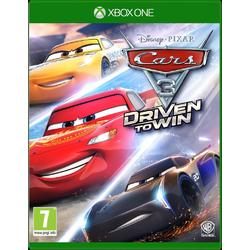 Warner Bros Entertainment CARS 3 DRIVEN TO WIN - XBOX ONE